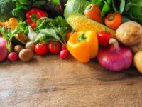 色の濃い野菜